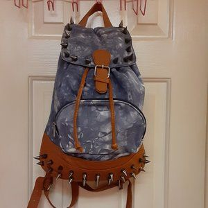 Kendall & Kylie Large Soft Backpack Purse
